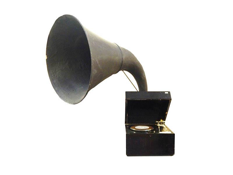 E M Ginn gramophone sold for £8,500