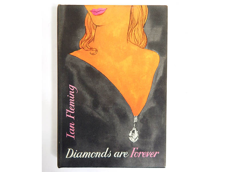 The-Cotswold-Auction-Company-Diamonds are Forever sold for £2,200